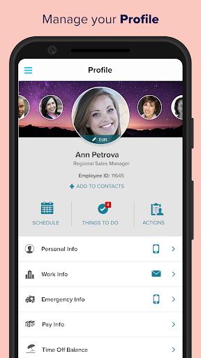 ADP Mobile Solutions screenshots 7