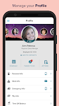 screenshot of ADP Mobile Solutions