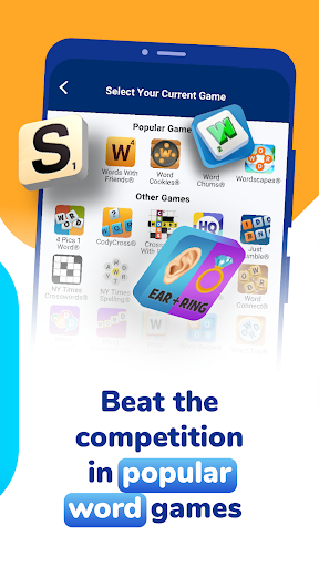 Free Word Games Cheats & Helper by WordFinder 4.0 screenshots 2