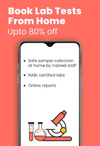 1mg - Online Medical Store & Healthcare App 11.14.1 Screenshots 3