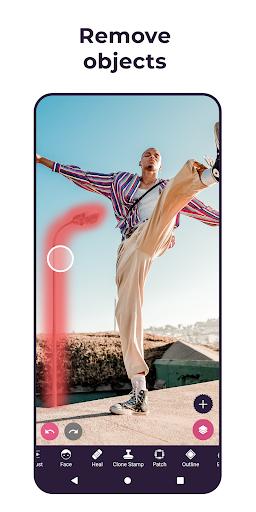 Pixomatic - Background eraser & Photo editor android2mod screenshots 4