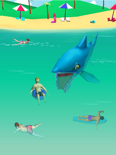 Shark Attack 3D android2mod screenshots 3