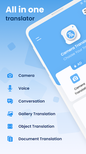 Camera Translator - Translate Picture, Text, Voice apktram screenshots 1