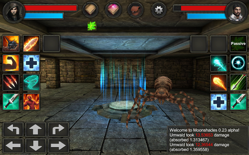 Moonshades: dungeon crawler RPG game 1.5.39 screenshots 15