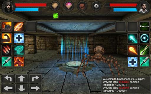 Moonshades: dungeon crawler RPG game  screenshots 15