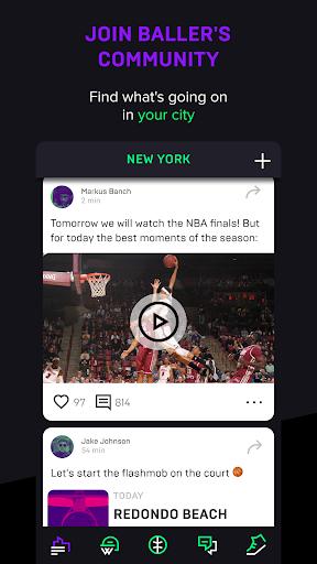 ballerapp: pickup basketball screenshot 2