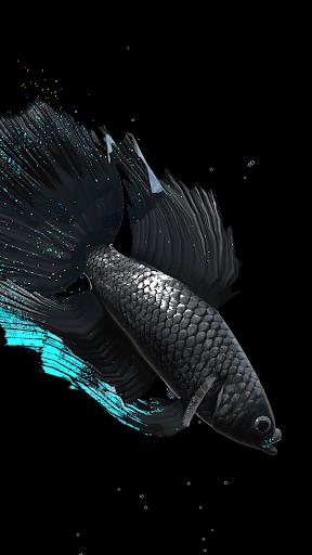 Betta Fish Live Wallpaper FREE 1.4 Screenshots 9