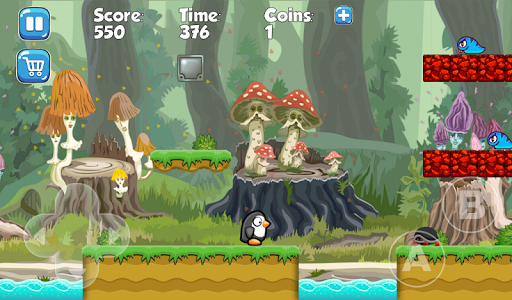 Super Penguin Adventure : free games without wifi  screenshots 7