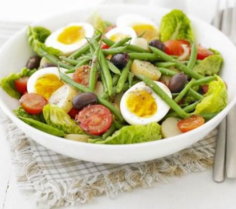 Foto do Nutritious Recipes Of Fruit And Vegetable Salads