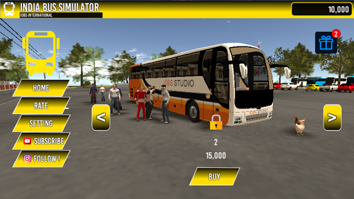INDIA BUS SIMULATOR 2.1 screenshots 1