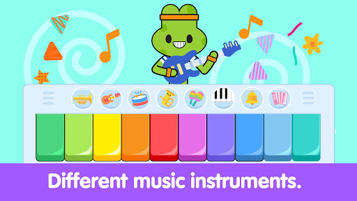 Baby Piano For Toddlers: Kids Music Games 1.4 screenshots 3