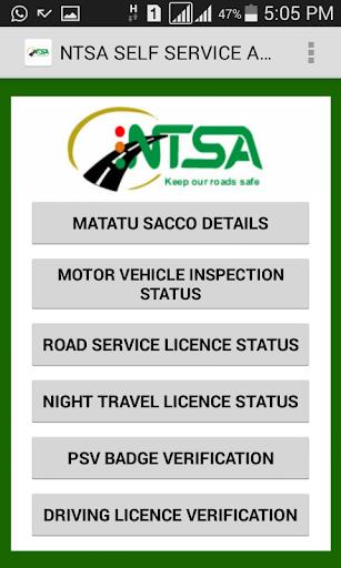 NTSA  APP apktram screenshots 2