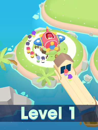 Theme Park Island 2.0.3 screenshots 7