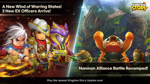 Kingdom Story: Brave Legion Apkfinish screenshots 1