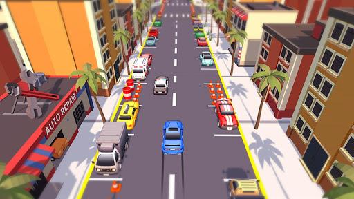 drift car parking 2019: 3d skiddy racing games screenshot 1
