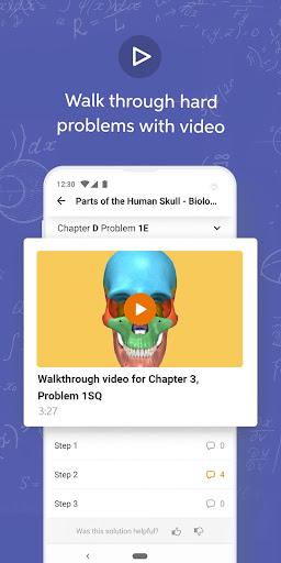 Chegg Study - Homework Help 9.5.3 Screenshots 4