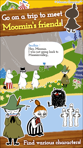 MOOMIN Welcome to Moominvalley screenshots 4