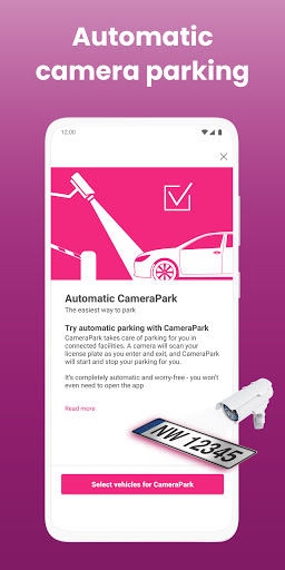 EasyPark - find & pay parking android2mod screenshots 6