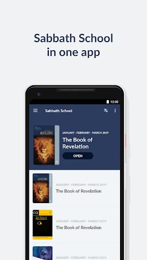 Sabbath School & PM android2mod screenshots 1