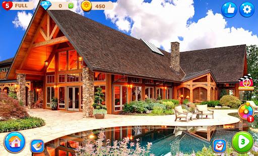 Garden Makeover : Home Design and Decor apkpoly screenshots 15