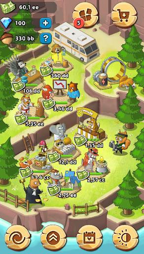 Forest Clicker - 2021 new game offline 1.4.6 screenshots 1