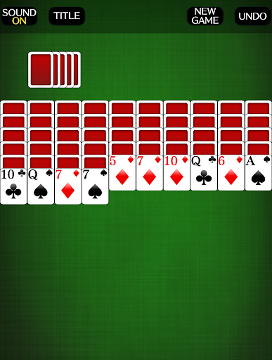 Spider Solitaire [card game] screenshots 6