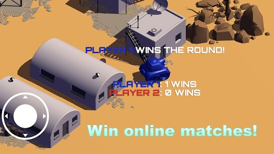 Tank Battle Online Match Hack for iOS and Android 3