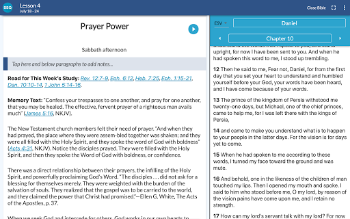 SDA Sabbath School Quarterly 5.0.231 Screenshots 8