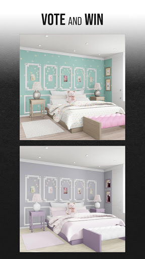 Home Design Star : Decorate & Vote  screenshots 4