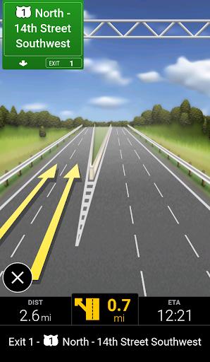 CoPilot GPS Navigation & Traffic 10.19.0.1358 Screenshots 15