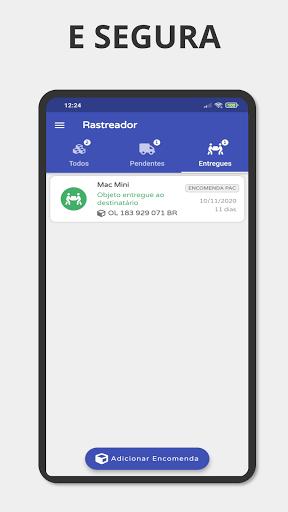 Rastreador - Rastreio de Encomendas via Correio apktram screenshots 3
