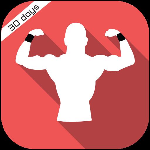 30 Day Shoulder Challenge Free icon