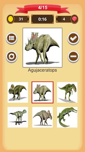 Dinosaurs Quiz 1.9.0 screenshots 6