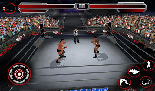 World Wrestling Revolution Stars: 2017 Real Fights 1.0.2 Screenshots 24