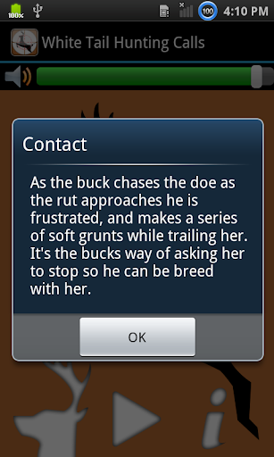 Whitetail Hunting Calls  screenshots 4