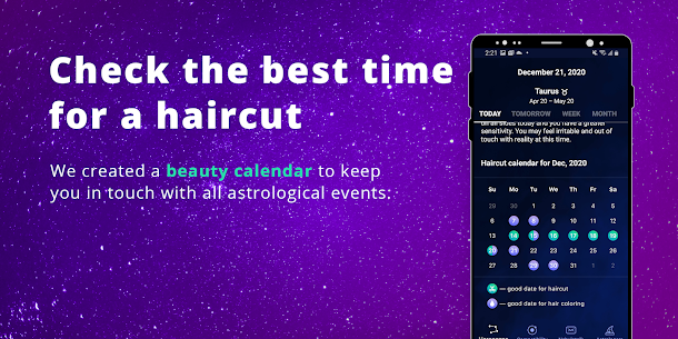 Nebula: Horoscope & Astrology 4