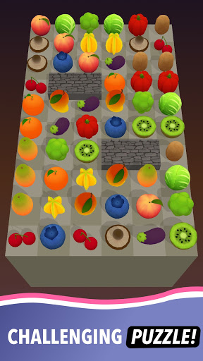 Onet 3D: Connect 3D Pair Matching Puzzle 1.16 screenshots 4