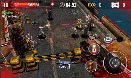 Zombie Overkill 3D 1.0.5 de.gamequotes.net 1