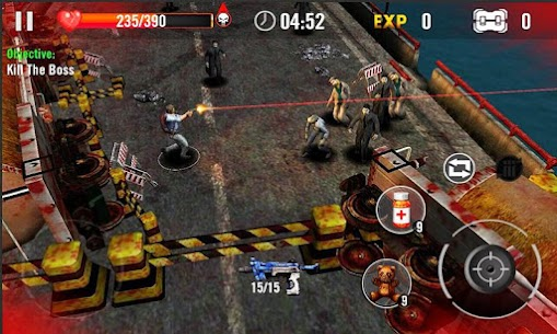 Zombie Overkill 3D  For Pc | How To Use On Your Computer – Free Download 1