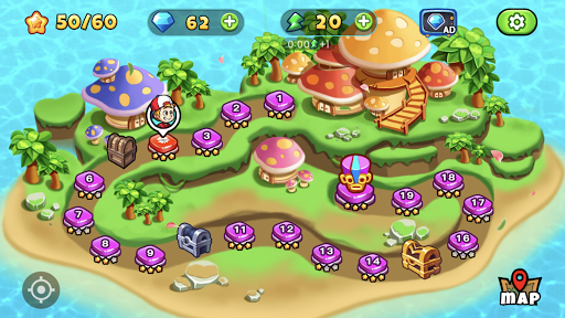 Super Toby Adventure 🍄classic platform jump game 2.2.9 screenshots 1