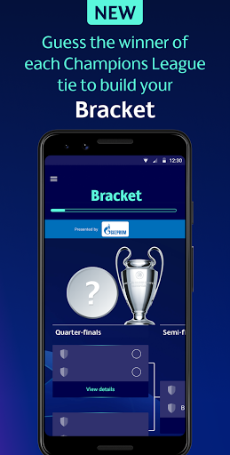 UEFA Champions League Games u2013 ft. Fantasy Football 6.2.0 screenshots 3