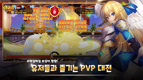 대천사 키우기 : 방치형RPG (MOD, Unlimited Money) 4
