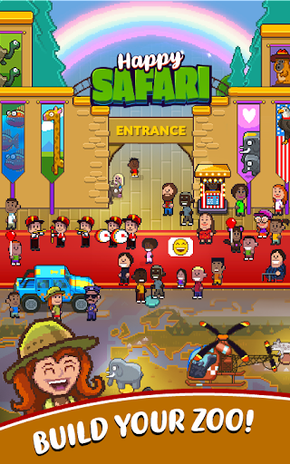 Happy Safari - the zoo game  screenshots 12
