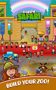 Happy Safari - the zoo game