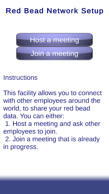 Deming's Red Beads Experiment in Augmented Reality screenshot 6