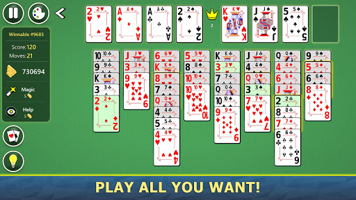 FreeCell Solitaire Mobile 2.0.7 screenshots 20