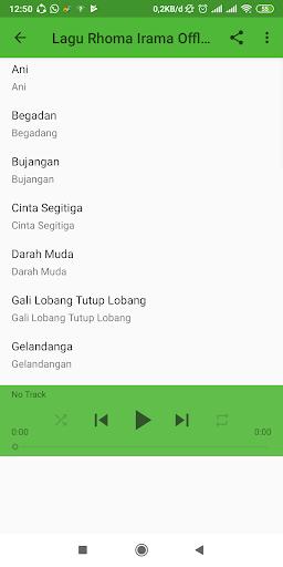 lagu rhoma irama offline screenshot 3