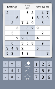 Premium Sudoku Cards Screenshot