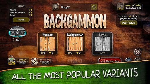 Backgammon  Screenshots 4