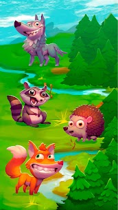 Zoopolis: Animal Evolution Clicker Mod Apk (Free Shopping) 4